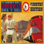 CD - VA - Golden Age Of American Rock'n'Roll: Special Country Edition