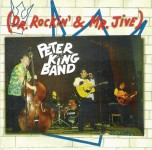CD-Single - Peter King Band - Doctor Rockin And Mr Jive