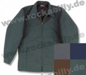 Kultige Hot Rodder Jacke - Workerjacke