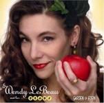 CD - Wendy Lebeau - Garden Of Eden