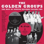 LP - VA - Golden Groups Vol. 57 - Best Of Norton Records 2