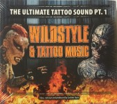 CD-3 - VA - Wildstyle & Tattoo Music - The Ultimate Tattoo Sound Pt.1
