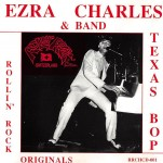 CD - Ezra Charles & Band - Texas Bop