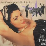 CD - Sue Moreno & Jack Rabbit Slim - One Track Mind