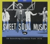 CD - VA - Sweet Soul Music - 1970