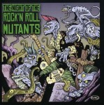 CD - VA - The Night Of The Rock'n'Roll Mutants
