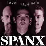 CD - Spanx - Love Hate Pain