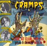 CD - Cramps - Live At Club 57 & Studio Demos