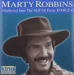 CD - Marty Robbins - Inducted Into The Hall Of Fame 1982