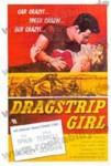 Poster DIN A3 - Dragstrip Girl