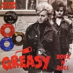 LP - VA - Greasy Rock And Roll Vol. 15