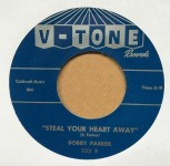Single - Bobby Parker - Watch Your Step / Steal Your Heart Awa