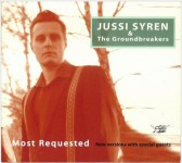 CD - Jussi Syren & Groundbreakers - More Requested