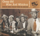 CD - VA - Cheap Old Wine And Whiskey