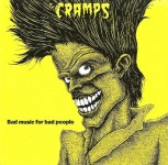 LP - Cramps - Bad Music For Bad People