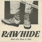 CD - Rawhide - Real 50's Rock 'n' Roll
