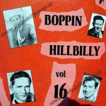 LP - VA - Boppin Hillbilly Vol. 16