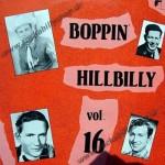 LP - VA - Boppin Hillbilly Vol. 16