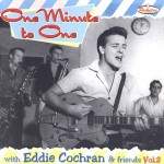 CD - Eddie Cochran - One Minute to one