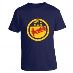 T-Shirt - MGM Rockabilly, Blau