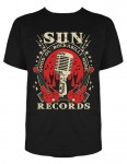 T-shirt Steady - Sun Records Good Ol' Rockabilly Music