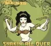 CD - Anacondas - Snakin' all over