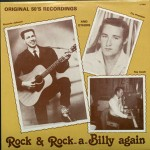 LP - VA - Rock and Rockabilly again