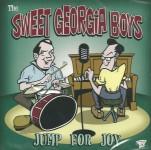 CD - Sweet Georgia Boys - Jump For Joy