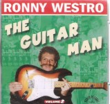 CD - Ronny Westro - The Guitar Man Vol. 2