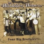 CD - Hillbilly Heroes - Four Big Brothers