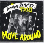 CD - Ronnie Hayward Trio - Move Around