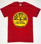 yykmT-Shirt - Sun Records, Rot