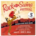 CD - VA - Rock That Swing 2014