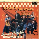 10inch - Simon Crashly - Hot Rod Feelin'