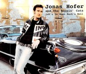 CD - Jonas Hofer and the Boppin´Cats - Let´s Do Some Rock´n Roll