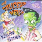 CD - Saucer Men's - Realite On Fiction