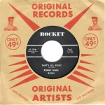 Single - Ronny Hines - That's All Right, I've Got A Woman