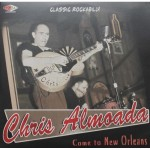 10inch - Chris Almoada - Come To New Orleans