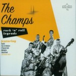 CD - Champs - Rock'n'Roll Legends