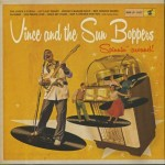 10inch - Vince and the SunBoppers - Spinnin' Around