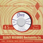 Single - Sun Rockets - Crazy Rhythm Roll+Dirty Night Blues / Desert Wind + Pick Up The Phone