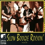 CD - VA - Slow Boogie Rockin Vol. 8