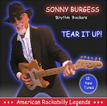 CD - Sonny Burgess - Tear It Up!
