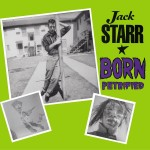 LP - Jack Starr - Born Petrified