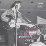 Single - Gene Summers And Rebels - Record Date - Fancy Dan , Nervous +2!