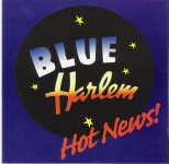 CD - Blue Harlem - Hot News!