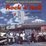 CD - VA - Golden Age Of American Rock'n'Roll Vol. 7