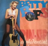CD - Betty & The Bops - Pin Up Confidential