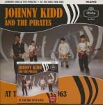 LP - Johnny Kidd and The Pirates - At The BBC 1959 - 1963 (Plus Bonus Cd Album)
