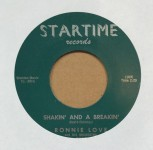Single - Ronnie Love - Shakin? And A Breakin? / You?re Movin? Me